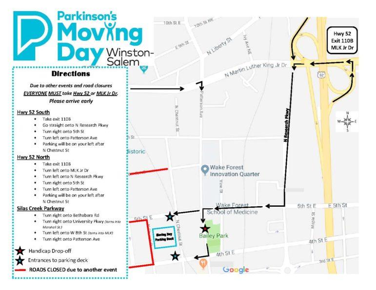 Event Information - Moving Day Winston-Salem - the